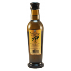 "Huile d'olive vierge ""Formentals"" 25 cl"