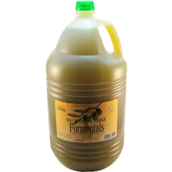 huille d'olive vierge FORMENTALS (espolla) 5 litres