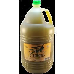 oli d'oliva verge Formentals 5 litres