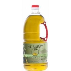 """Oli d'oliva """"El Daurat"""" verge extra (extracció en fred) 2 litres"""