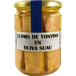 Lloms de Tonyina en oliva suau