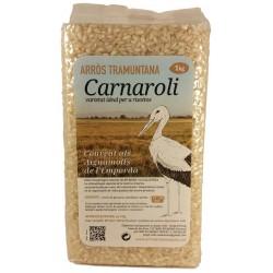 Arròs Tramuntana Carnaroli 1kg.