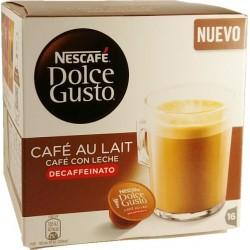 Nescafé Dolce Gusto cafè amb llet descafeinat