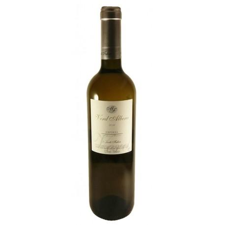 Vin blanc verd Albera D.O Empordà 2016