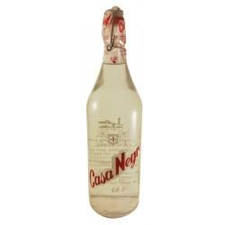 """1L gazeuse """"Casa Negra"""" depuis 1926. Bouteille en verre."""