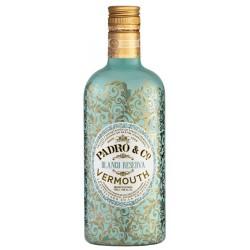 Vermouth Padró & Co blanc