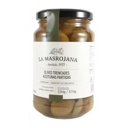 Oliven der Sorte Hojiblanca aus Andalusien