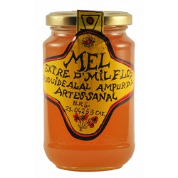 miel artisanal de Fortià