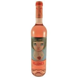 Ullones. vino rosado 2015 d.o empordà.