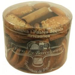 Assortiment de Biscuits artisanes de Figueres. 500g