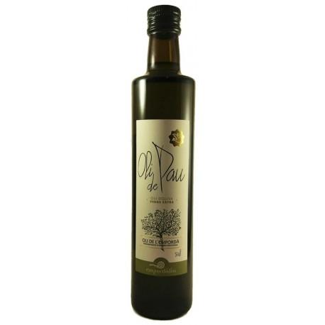 Huile de Pau d'olive extra vierge 50 cl