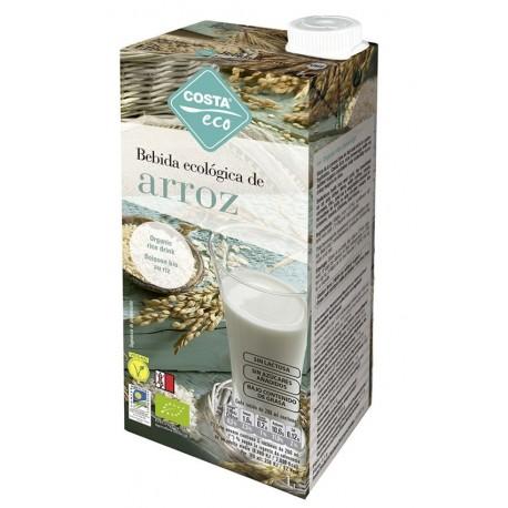 bebida ecológica de arroz