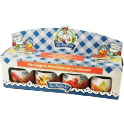 Pack mermeladas desayuno La Fageda