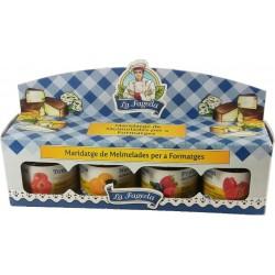 Pack melmelades maridatge formatges