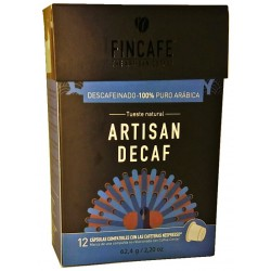 Càpsules fincafe decafeinat