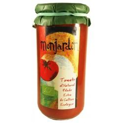 Tomates pelées extra agriculture biologique