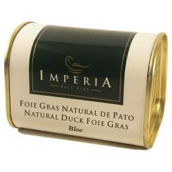 Foie Gras Natural de pato Imperia