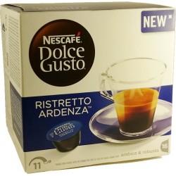 Cápsulas Nescafé Dolce Gusto Ristretto