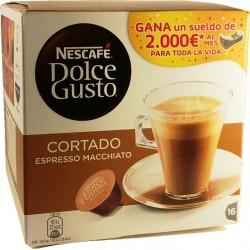 Nescafé Dolce Gusto espresso macchiato