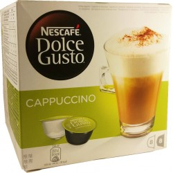 Capsules Nescafé dolce gusto cappucchino