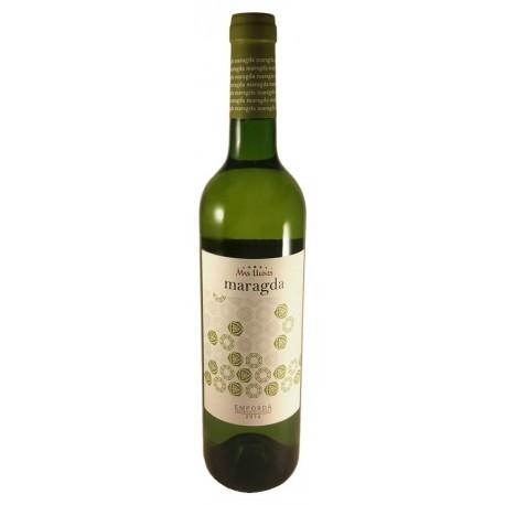 Maragda vi blanc D.O Empordà 2016