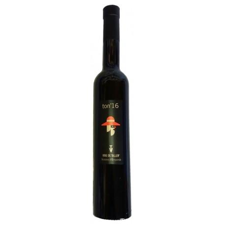 Ton'16 Marc de Muscat vino dulce 500ml