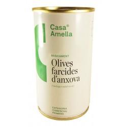 olives anchois