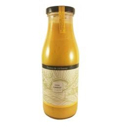 Crema de calabaza natural de Casa Carriot