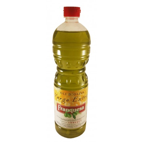 Huile d'olive vierge extra Franquesa 1litre