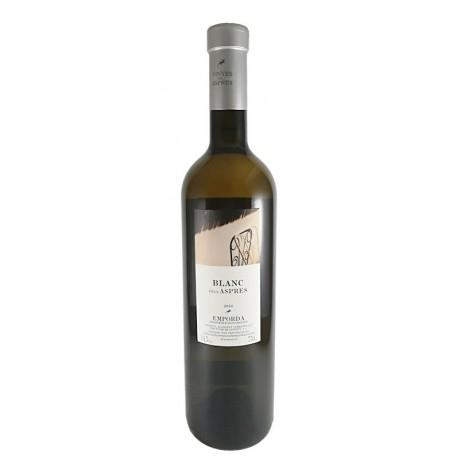 Vino blanco blanc dels aspres 2016