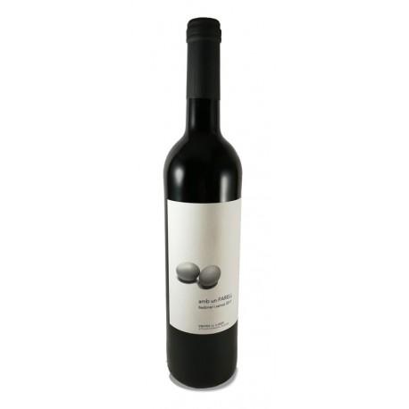 """Vi negre D.O Empordà """"amb un parell"""" 2017"""