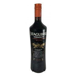 Vermouth Yzaguirre vermell Reserva