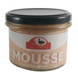 MOUSSE FOIE-GRAS ÀNEC DE L'EMPORDÀ 140G