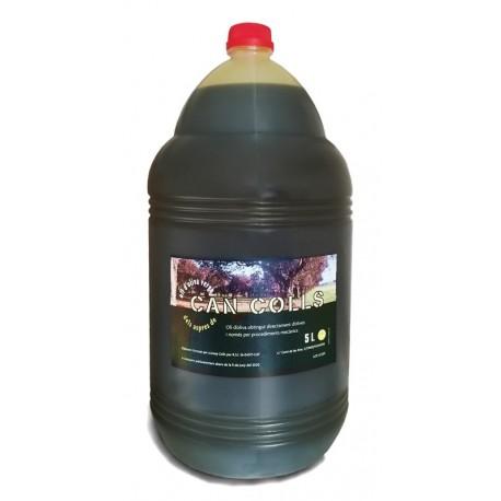 Garrafa de 5 litros aceite de oliva virgen extra de Riumors