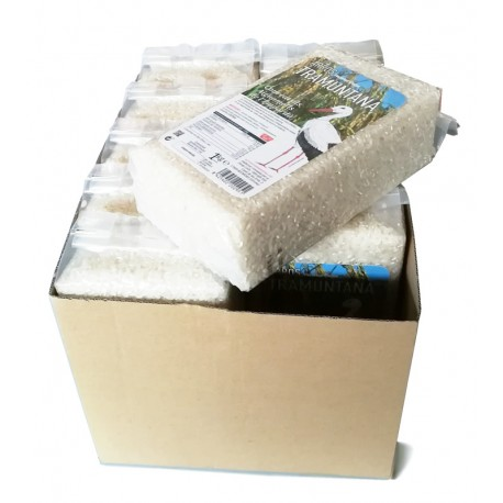 caja arroz Tramuntana onice 10kg