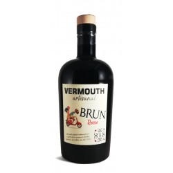 Vermut artesanal Brun rosso