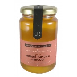 Abellaires Empordanesos miel de romero, cap d'ase y tomillo