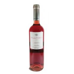 Lladoner vin rosé D.O Empordà des caves Martí Fabra